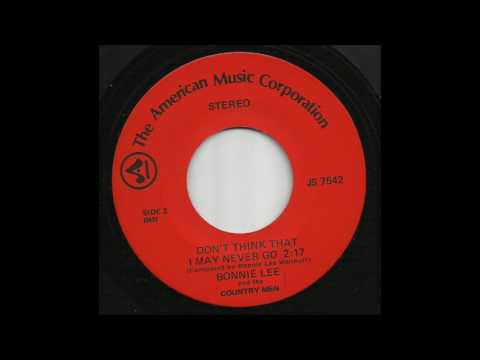 Bonnie Lee & The Country Men - Don