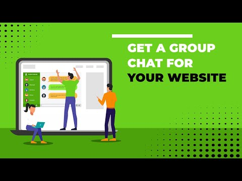 Get A Group Chat For Your Website, RumbleTalk