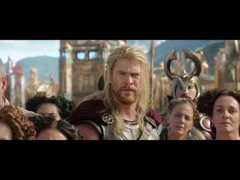 Thor Ragnarok (2017) - Loki's funny theatre scene with Thor
