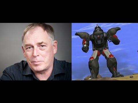 Garry Chalk Full Q&A Panel - LRCC Little Rock Comic-con 2017 - Optimus Primal, MOTU, Arrow