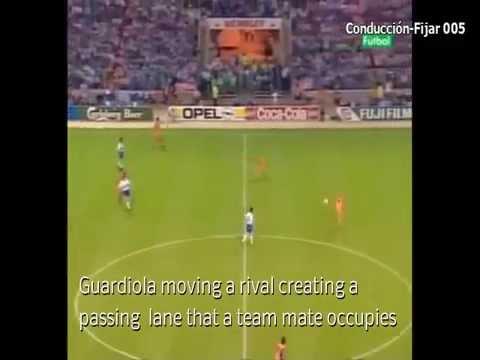 """Barcelona """"Dream Team"""" Johan Cruyff   Juego de Posición"""