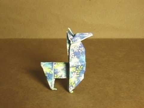 Origami Llamas What Can This Be Youtube