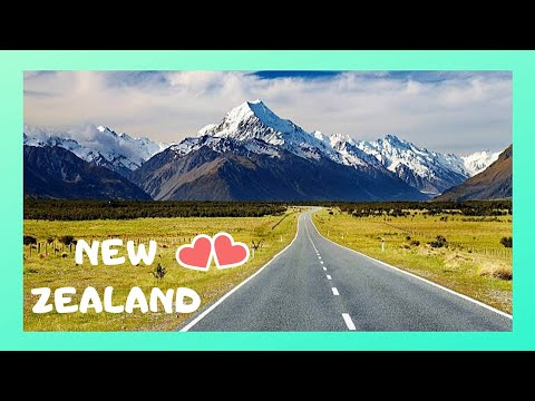 Spectacular NEW ZEALAND - Celebration and tribute for visiting the 110th country!!