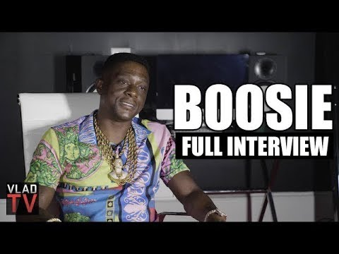 Boosie On Kodak Black, XXXTentacion, Kevin Gates, Kylie Jenner (Full Interview)