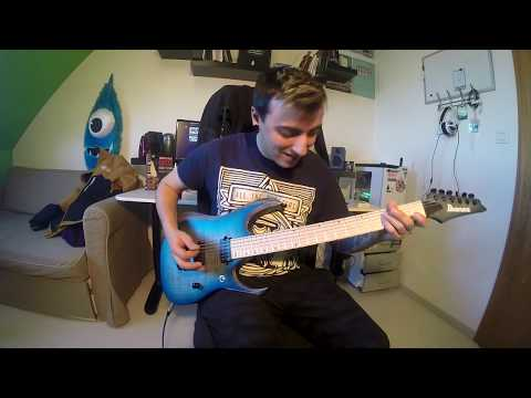 COLORSFADE - DISASTER ♫ Guitar Cover Alexis Devaux ♫ (with tab!) mp3