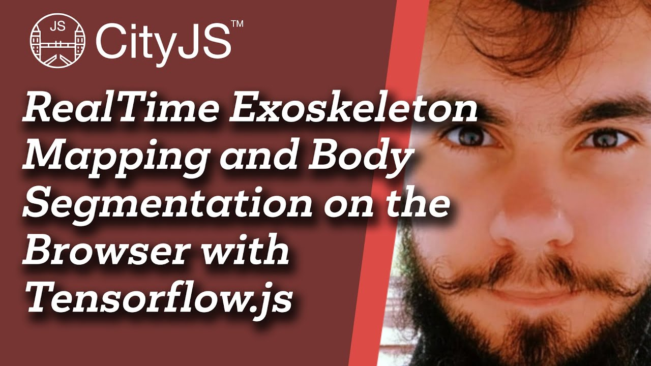 RealTime Exoskeleton-Mapping and Body Segmentation on the Browser with Tensorflow.js