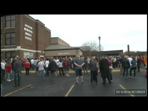 7th grader shoots himself at school. Massillon Ohio