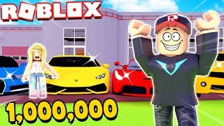 WE BUY CARS FOR $1 MILLION IN ROBLOX TYCOON | Vito and Bella