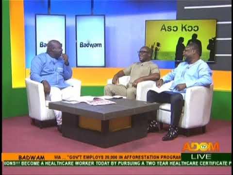 Badwam Mpensenpensenmu on Adom TV (14-8-18)