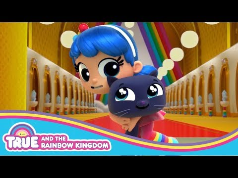 Friendship Compilation | True and the Rainbow Kingdom Episode Clip For Kids
