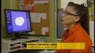Ardentia no programa da TVG, A Revista