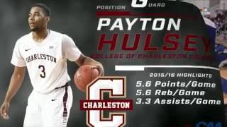CofC Basketball Summer Series: Payton Hulsey