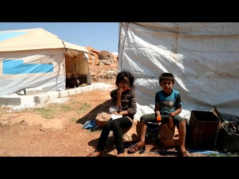 شاهد: نازحون يخشون الجوع وكورونا  في حال وقف إيصال المساعدات الى سوريا…  - نشر قبل 2 ساعة