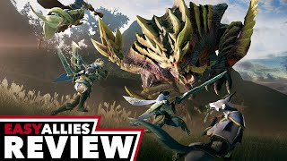 Monster Hunter Rise - Easy Allies Review (Video Game Video Review)