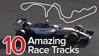 Top 10 Best Race Tracks In The World: The Short List
