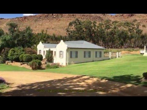 Dwarsrivier Farm - Cederberg Winery - Sanddrif  Camping & Chalets / Intro