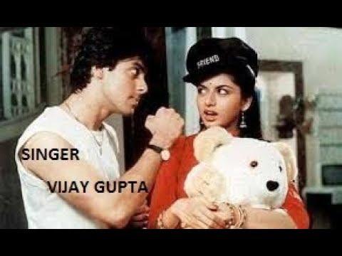 Mere Rang Mein Rangne Wali –Cover Vijay Gupta- Maine Pyar Kiya - Salman Khan, Bhagyashree – SP BALA