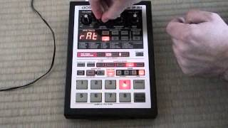 Boss SP-303 Sampler Review