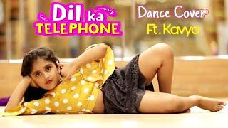 Dream Girl: Dil Ka Telephone   Dance Ft.Little Kavya   Ayushmann Khurrana   Meet Bros, Jonita Gandhi