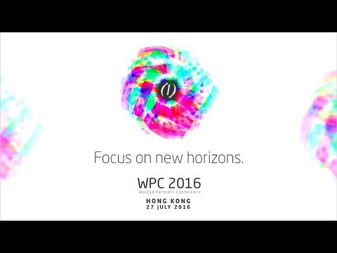 WOR(l)D Partners Conference - Antonio De Rosa