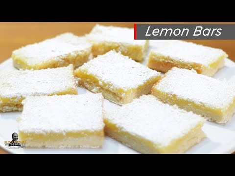 How to Make Lemon Bars | Easy Homemade Lemon Bar Recipe (Trailer Version)