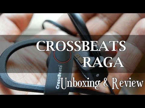 Crossbeats Raga Wireless Bluetooth Headphones Unboxing and Full Review