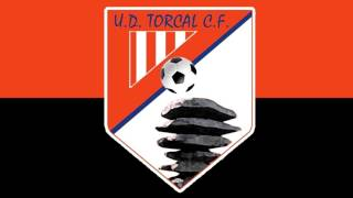 Bandera y Escudo de la Unión Deportiva Torcal Club de Fútbol - Antequera (Málaga)
