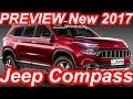 PRÉVIA Novo Jeep Compass 2017 @ Fiat Toro #FiatToro