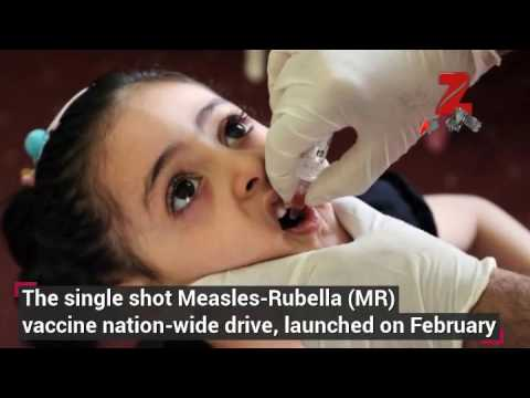India's Measles-Rubella vaccine campaign: What you need to know