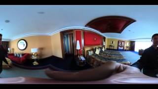 Burj Al Arab, Presidential Suite, 360 view