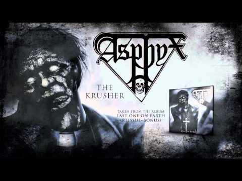 ASPHYX - The Krusher (ALBUM TRACK)