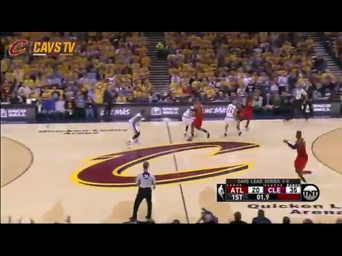 Cleveland Cavaliers - All 25 Three Pointers vs Atlanta Hawks - NBA Record