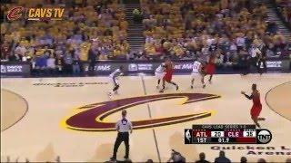 Cleveland Cavaliers - All 25 Three Pointers vs Atlanta Hawks - NBA Record