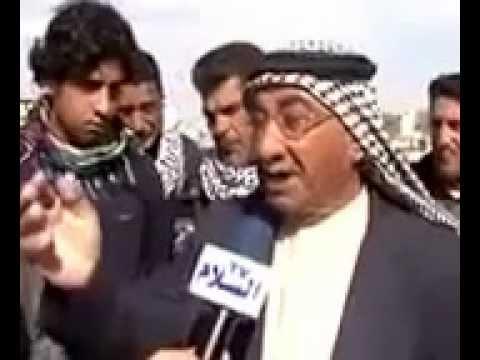 تحشيش عراقي حجي يفشر عالهوا ..