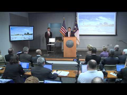 Governor Pat McCrory Unveils His 2015-2017 Budget