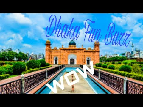 😎 Tour To  Lalbagh Fort With Friends 😍 By Dhaka Fun Buzz