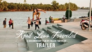Fallen 'Road Less Traveled' TWS Trailer - TransWorld SKATEboarding