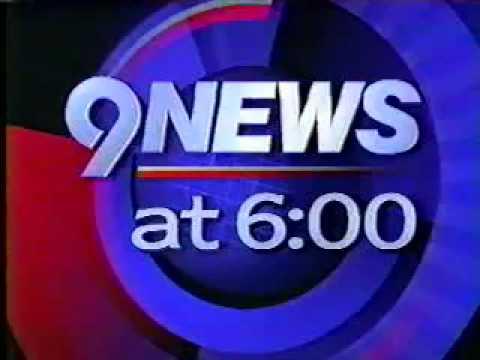 KUSA 9 News Denver 6PM Open (Summer 1995)