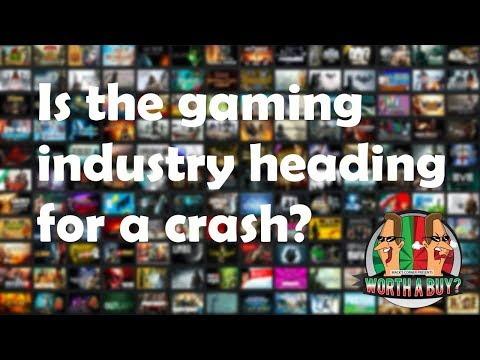 Is the Gaming Industry Heading For Another Crash?