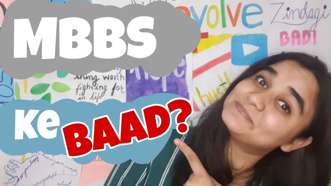 What after MBBS ~ Careers After MBBS ~ Pavitraa Shankar ~ Indian Medical Student Vlog