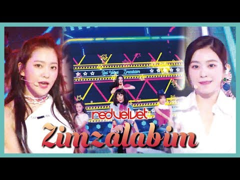 [HOT] Red Velvet - Zimzalabim,  레드벨벳 - 짐살라빔 Show Music Core 20190629