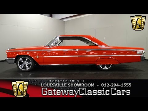 1963 Ford Galaxie 500 - Louisville Showroom - Stock # 1142