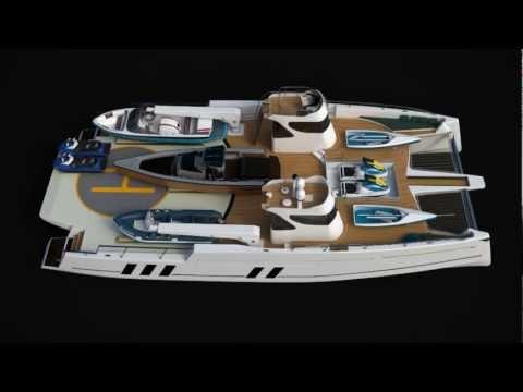Phantom - The Superyacht Support Vessel