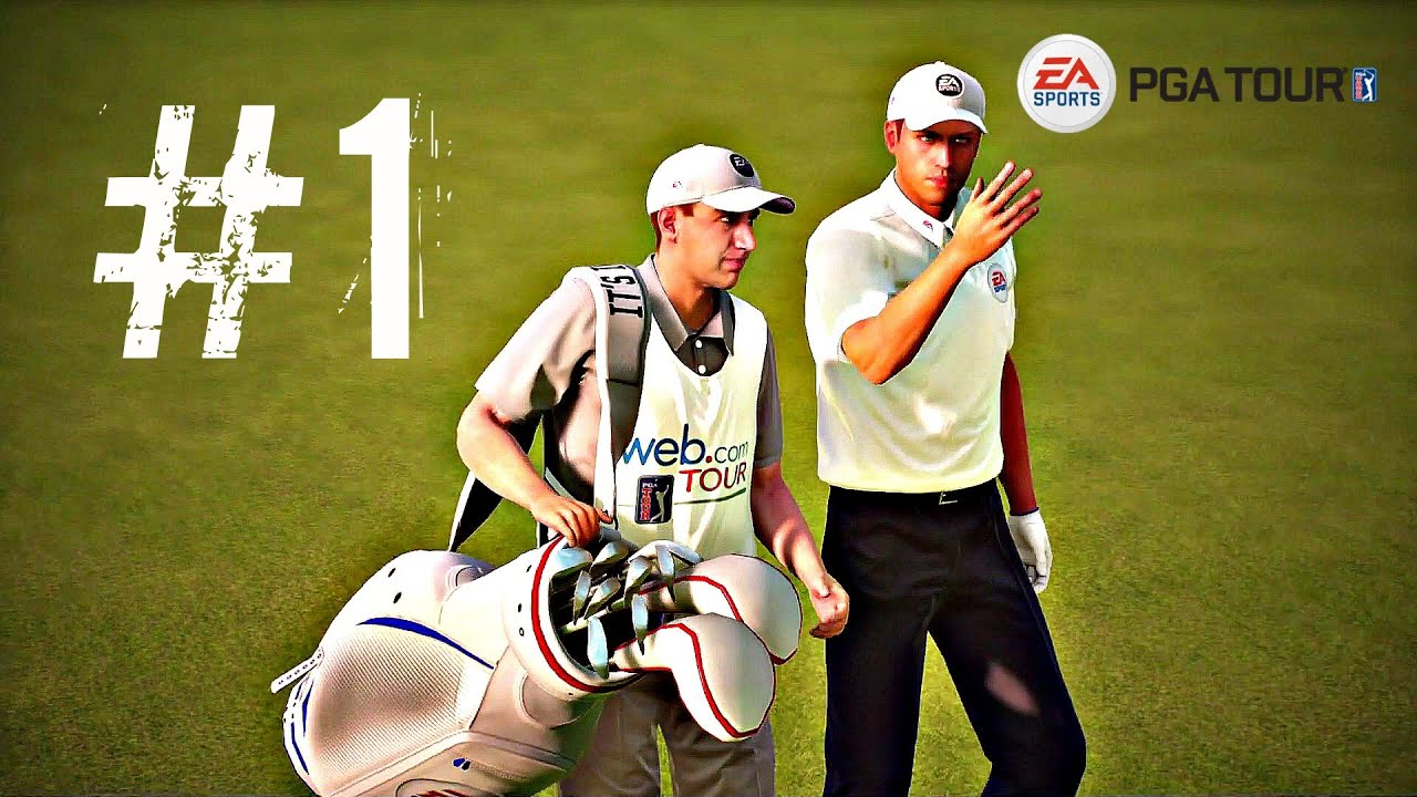 rory mcilroy pga tour career mode - episode 1