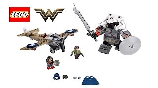 LEGO WONDER WOMAN 2017 MOVIE SET IMAGES AND THOUGHTS!