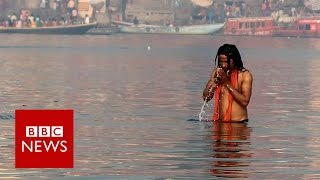 Ganges: India's dying mother - BBC News