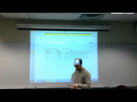 Lecture - Data Processing