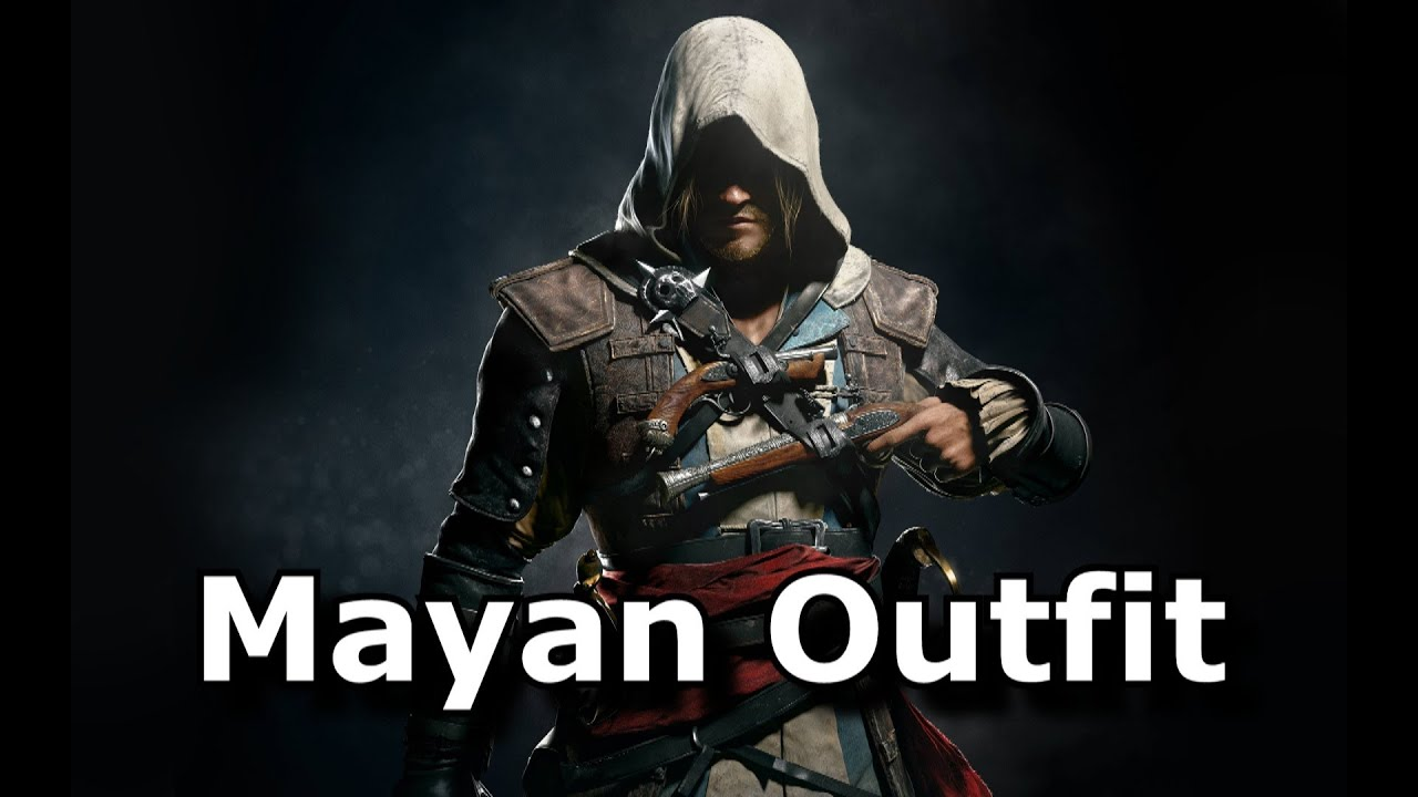 how to change outfit in black flag