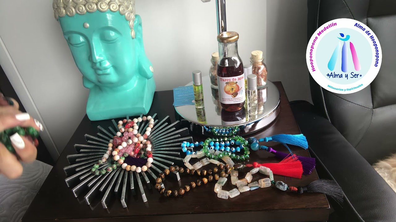 Meditacion Hooponopono # 21 con japamala