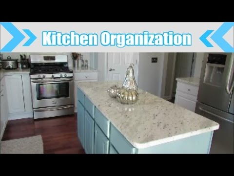 Organized kitchen on a budget kitchen cabinets and for Budget kitchen cabinets ltd